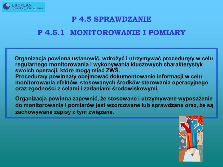 P 4.5 SPRAWDZANIE