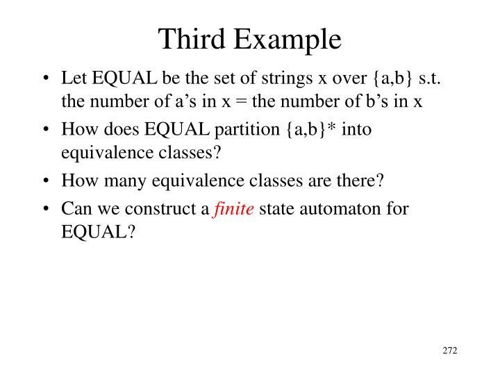 Third Example