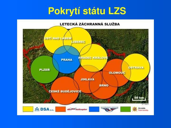 Pokrytí státu LZS