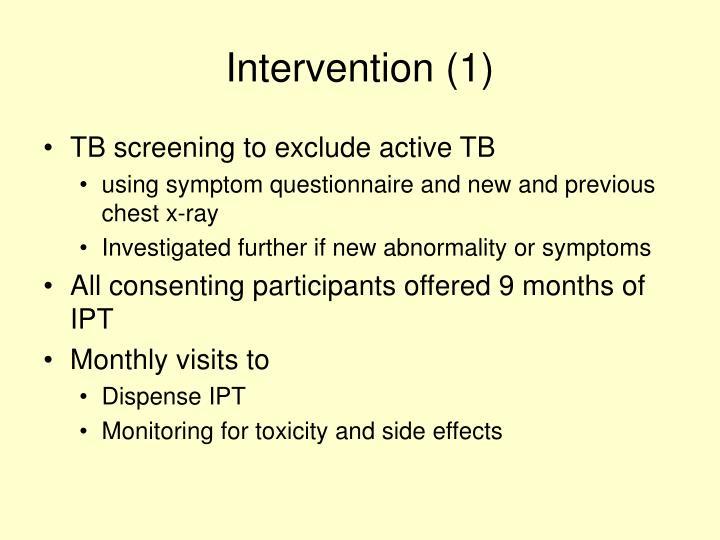 Intervention (1)