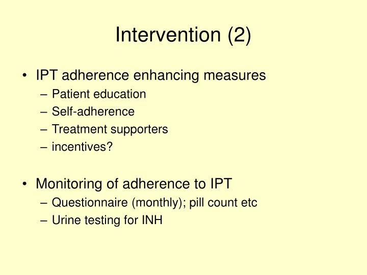 Intervention (2)