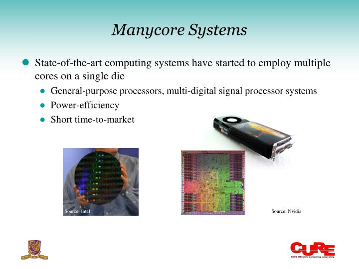 Manycore Systems