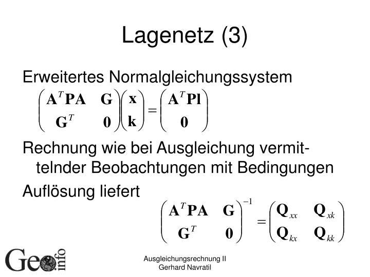 Lagenetz (3)