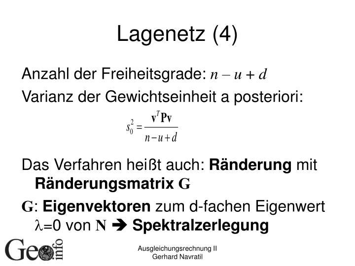Lagenetz (4)