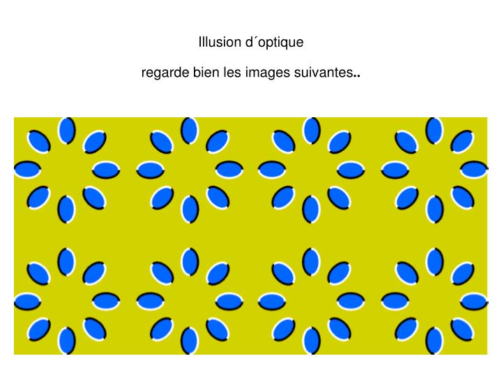 Illusion d´optique