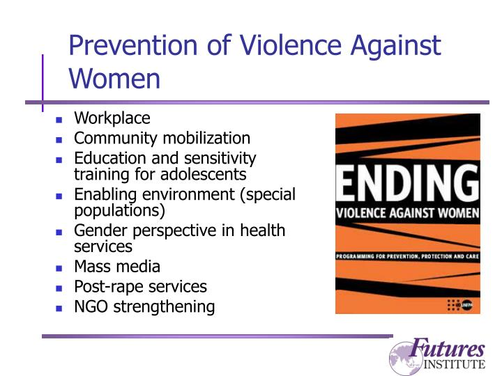 Prevention of Violence Against Women