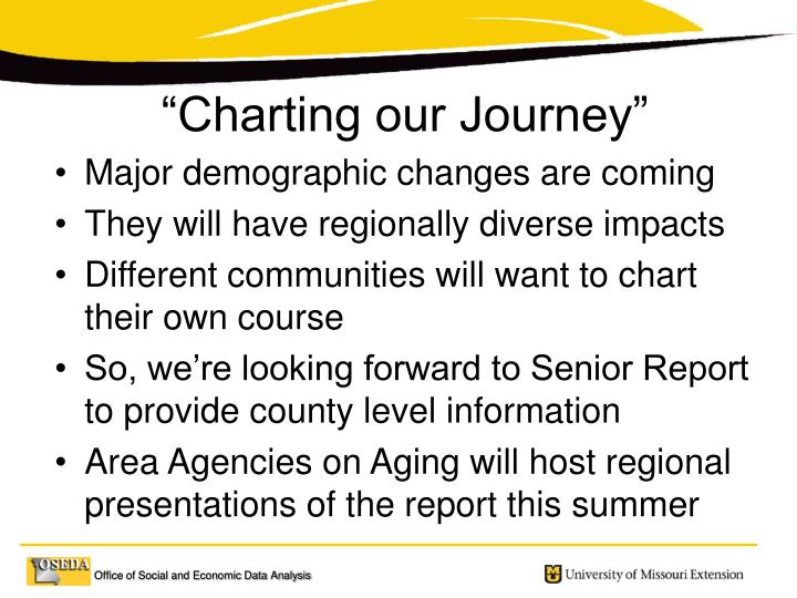 Major demographic changes are coming