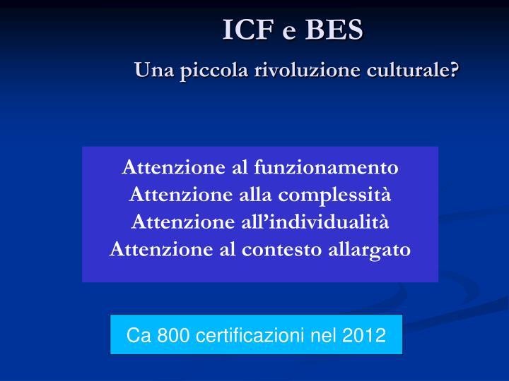 ICF e BES