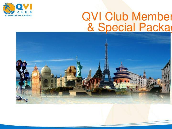 QVI Club Memberships