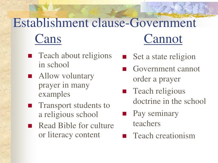 Teach about religions in school