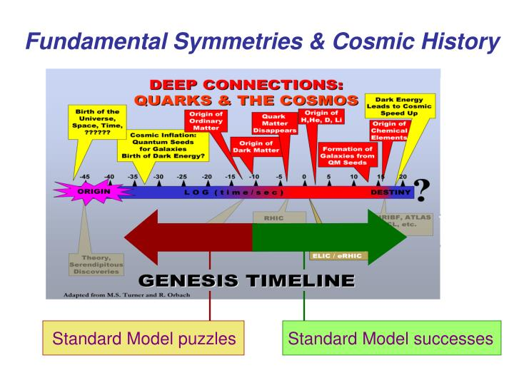 Standard Model puzzles