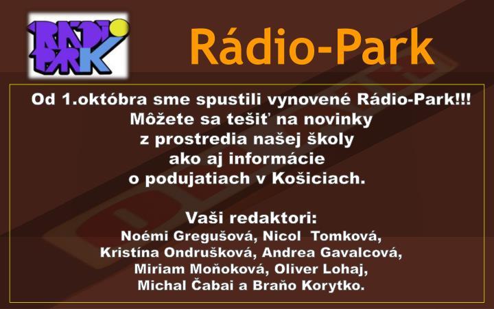 Rádio-Park