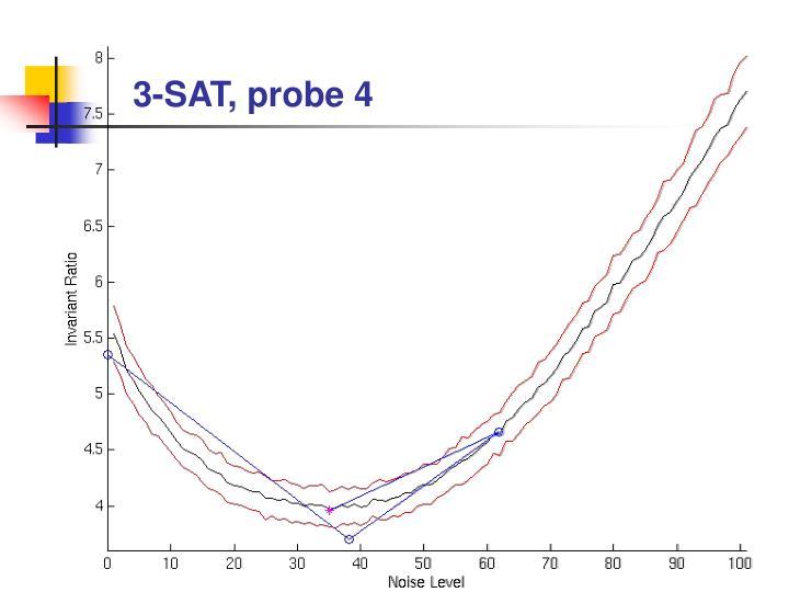 3-SAT, probe 4