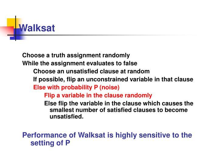 Walksat