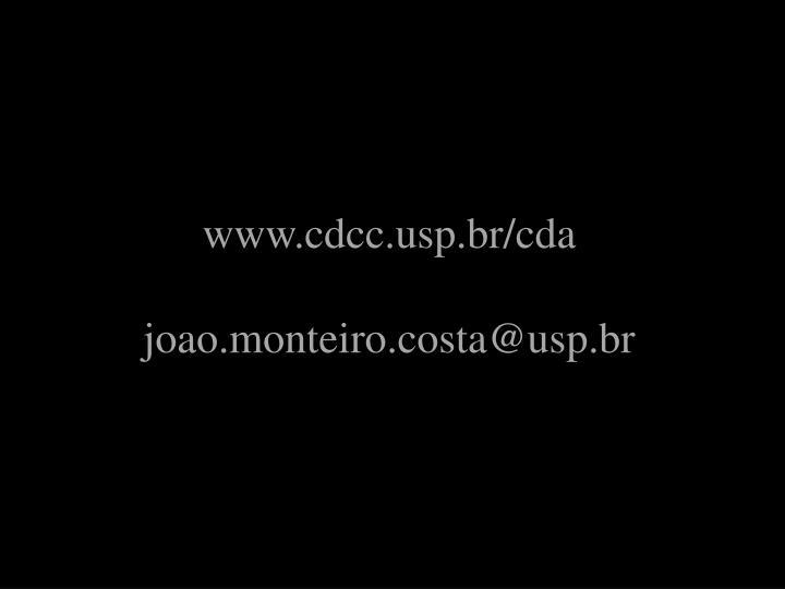 www.cdcc.usp.br/cda
