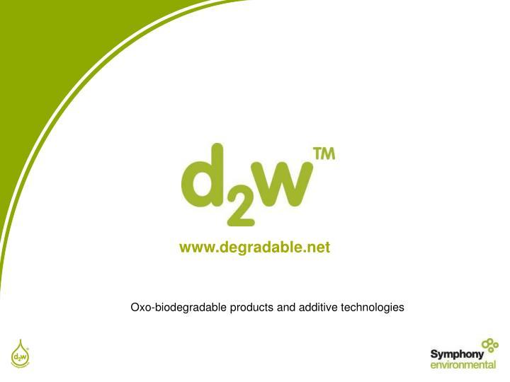 www.degradable.net