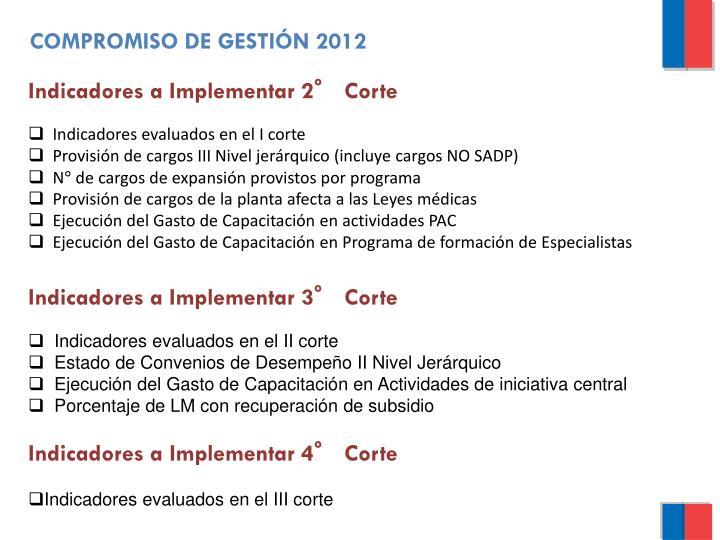 COMPROMISO DE GESTIÓN