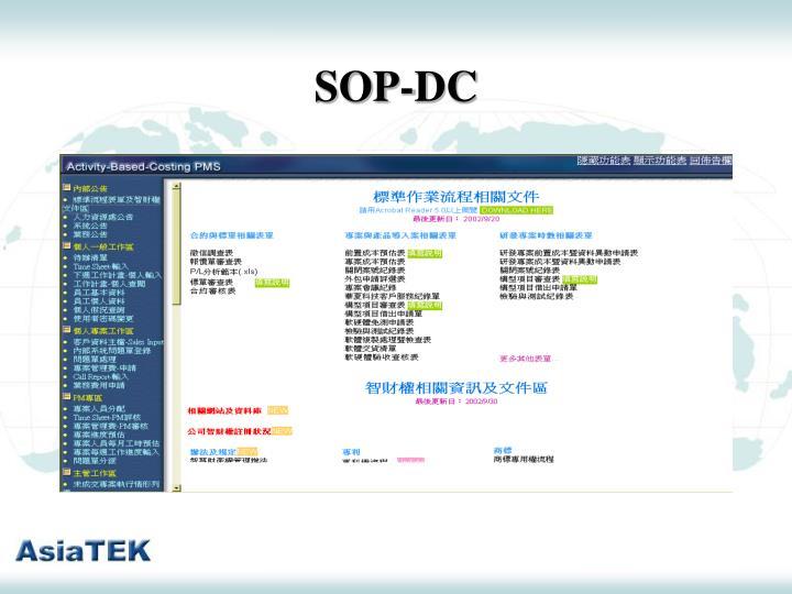 SOP-DC