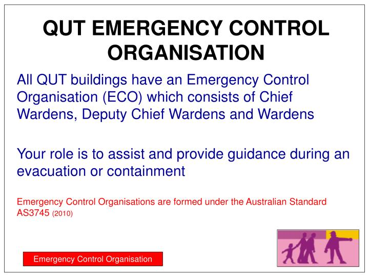 QUT EMERGENCY CONTROL ORGANISATION