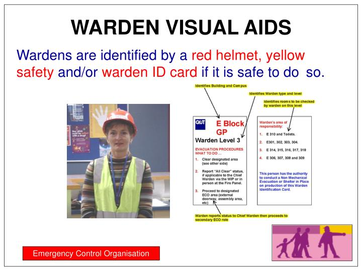 WARDEN VISUAL AIDS