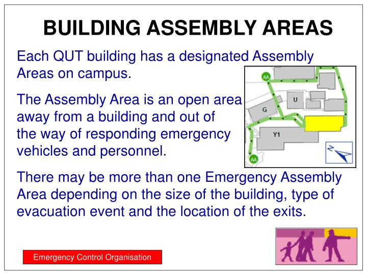 BUILDING ASSEMBLY AREAS