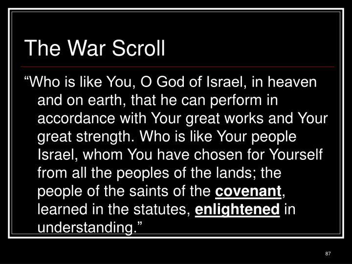 The War Scroll