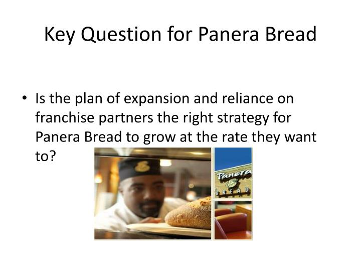 panera bread strategic group map