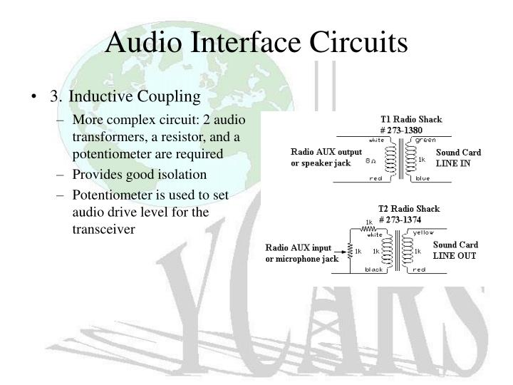 Audio Interface Circuits