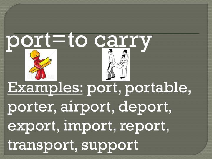 port=