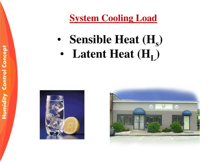 System Cooling Load