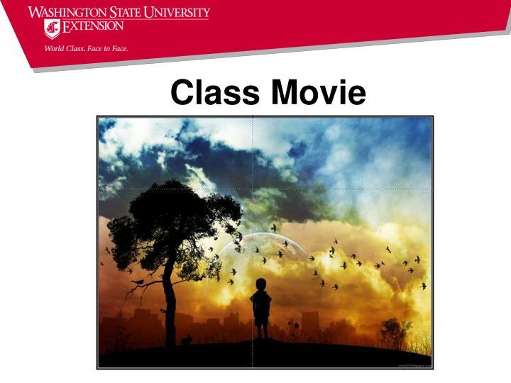 Class Movie
