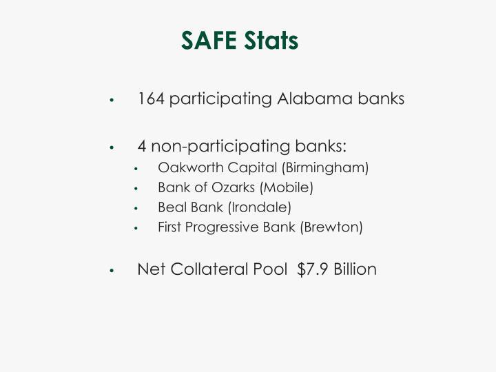 SAFE Stats