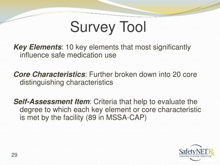 Survey Tool
