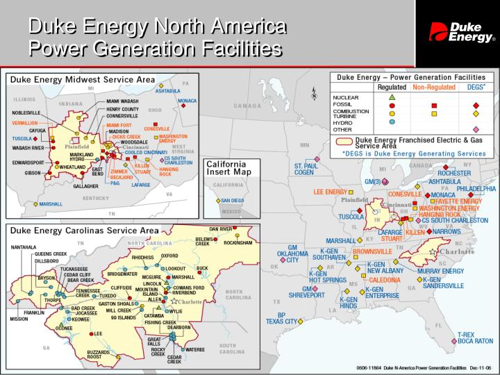 Duke Energy North America