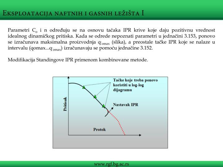 Parametri C
