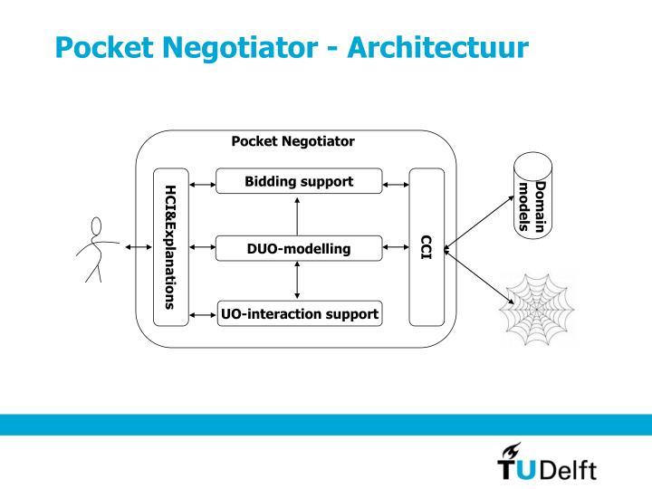 Pocket Negotiator