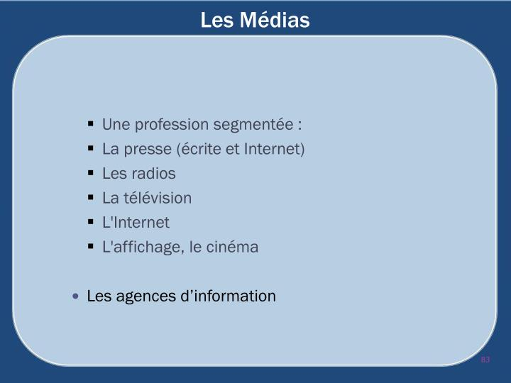 Les Médias