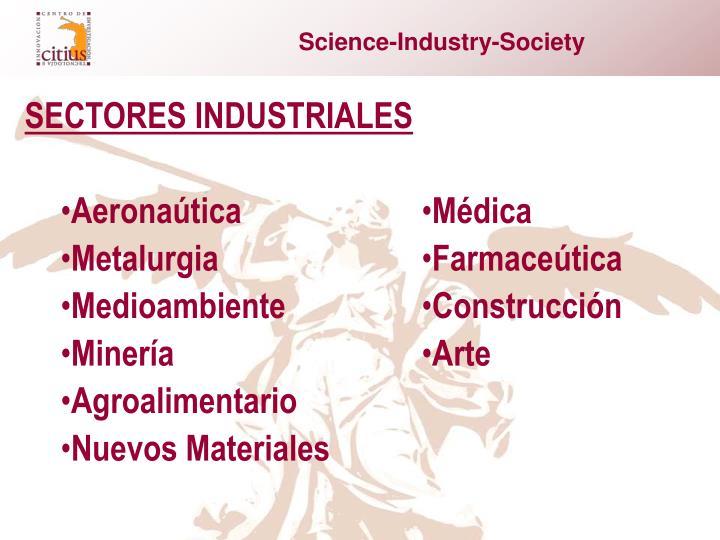 Science-Industry-Society