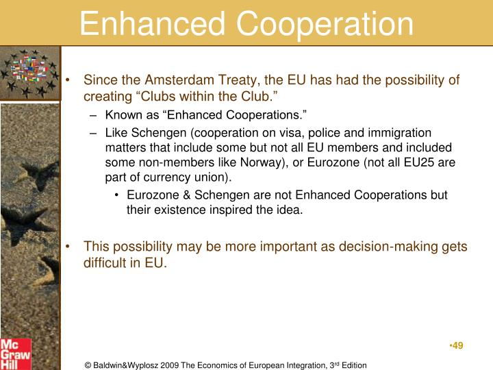 Enhanced Cooperation