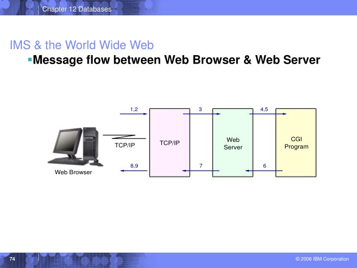 IMS & the World Wide Web
