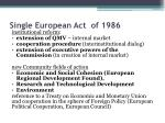 single european act of 19862