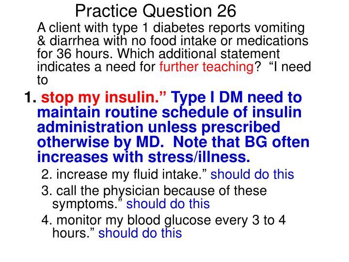 Practice Question 26