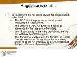 regulations cont1