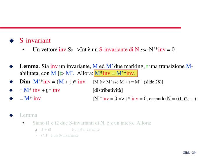 S-invariant