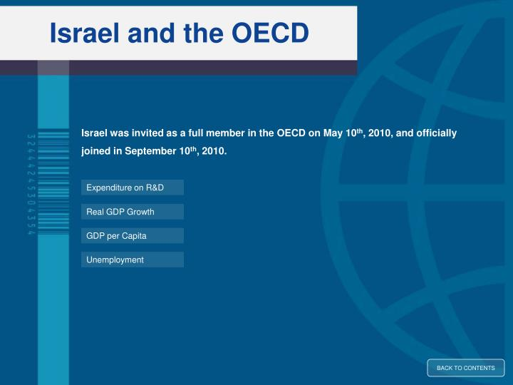 Israel and the OECD