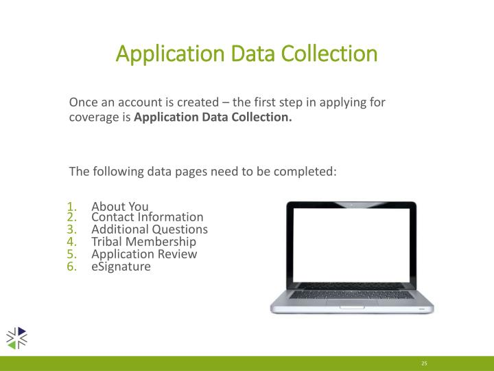 Application Data Collection