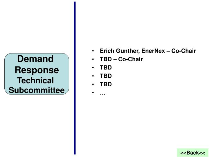 Erich Gunther, EnerNex – Co-Chair