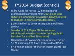 fy2014 budget cont d1