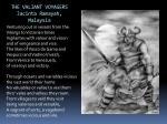 the valiant voyagers jacinta ramayah malaysia