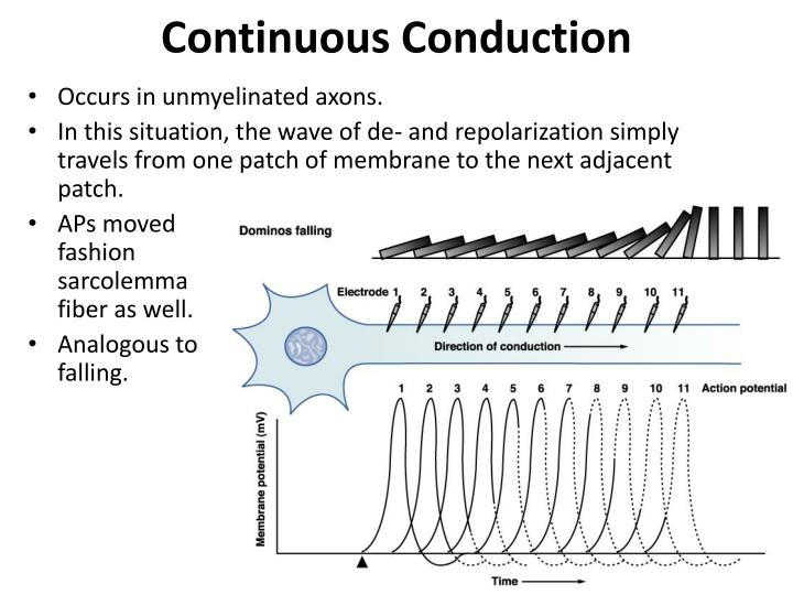 Continuous Conduction